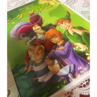 ディズニー(Disney)のピーターパン2 DVD(キッズ/ファミリー)