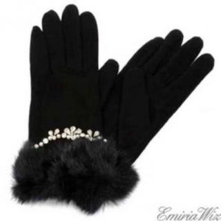 エミリアウィズ(EmiriaWiz)の新品未使用タグなし エミリアウィズ ジュエリーブローグ/手袋(手袋)