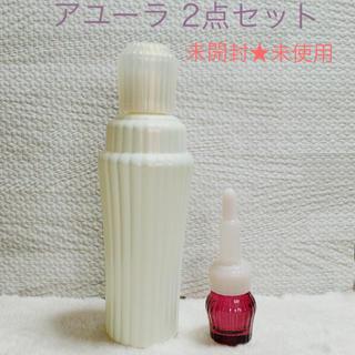 アユーラ(AYURA)のアユーラ★2点セット(化粧水、美容液) 未開封 未使用(化粧水 / ローション)
