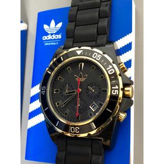 アディダス(adidas)のADIDAS STOCKHOLM  ゴールド ADH2906(腕時計(アナログ))