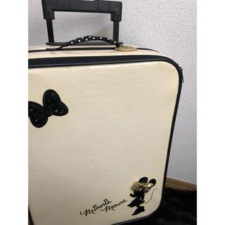 ディズニー(Disney)のミニーちゃん♡キャリーバック♫(スーツケース/キャリーバッグ)