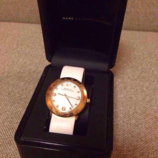 マークバイマークジェイコブス(MARC BY MARC JACOBS)のmarc by marc jacobs 時計(腕時計)