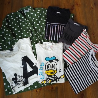 ビームス(BEAMS)のメンズシャツセット(Tシャツ/カットソー(半袖/袖なし))