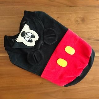 ディズニー(Disney)の新品 3号 ミッキーマウス 着ぐるみ 犬 服(犬)