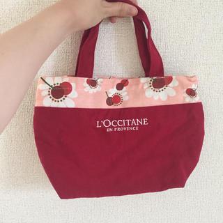 ロクシタン(L'OCCITANE)のロクシタン 非売品 バッグ(ハンドバッグ)
