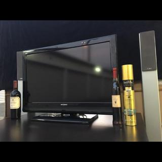ミツビシ(三菱)の自動ターン機能付き! 32インチ液晶テレビ(テレビ)