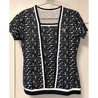 フィラ(FILA)のFILA   キー🔑柄 TシャツとバボラのTシャツセット(Tシャツ(半袖/袖なし))