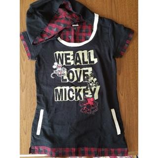 ディズニー(Disney)のディズニー シャツ(Tシャツ(半袖/袖なし))