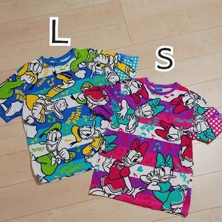 ディズニー(Disney)のディズニー ペア Tシャツ (Tシャツ(半袖/袖なし))
