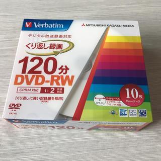 ミツビシ(三菱)の新品 DVD- RW(その他)