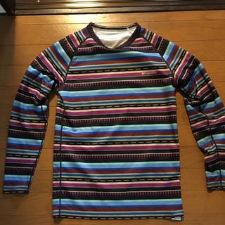 コロンビア(Columbia)のコロンビア  インナー  ロンT(Tシャツ/カットソー(七分/長袖))