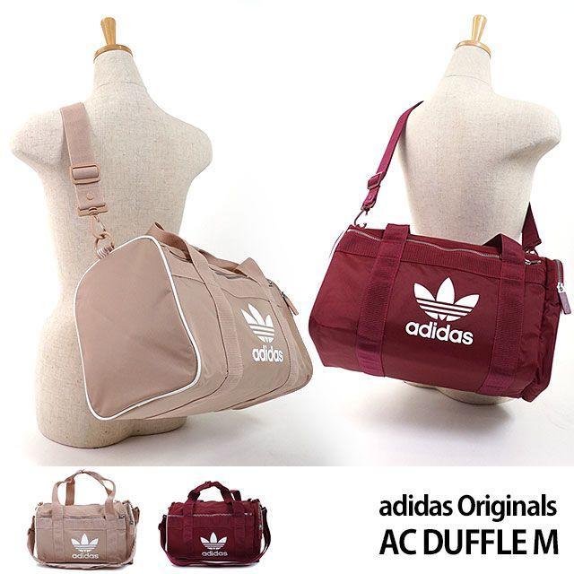 adidas(アディダス)の【adidas originals】メンズバッグ (AC DUFFLE M) メンズのバッグ(ボストンバッグ)の商品写真