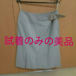 ヴァンドゥーオクトーブル(22 OCTOBRE)の❤美品❤22オクトーブル・スカート(ひざ丈スカート)