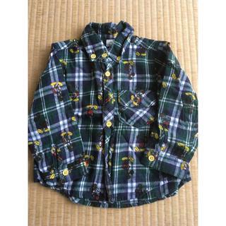 ディズニー(Disney)のキッズシャツ(Tシャツ/カットソー)
