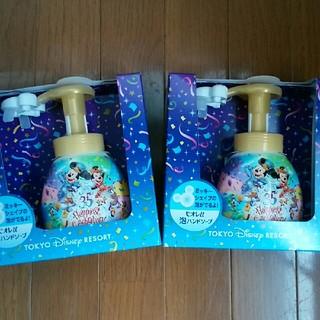 ディズニー(Disney)の送料込み!ディズニーハンドソープ☆2個セット(ボディソープ / 石鹸)