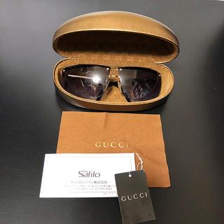 グッチ(Gucci)の◆GUCCI サングラス 新品同様品 定価購入 32000円◆(サングラス/メガネ)