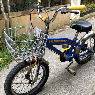ハマー  自転車(自転車本体)