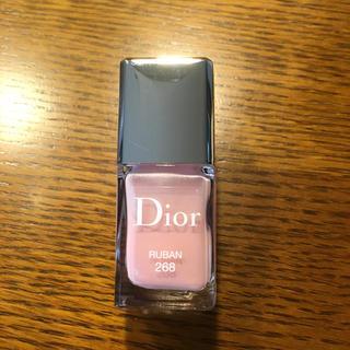 ディオール(Dior)のディオール ヴェルニ💗ネイルエナメル(マニキュア)