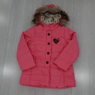 オルタナティブ(ALTERNATIVE)のけぴ様未使用 ALGY 子供服 コート 120サイズ ピンク(コート)