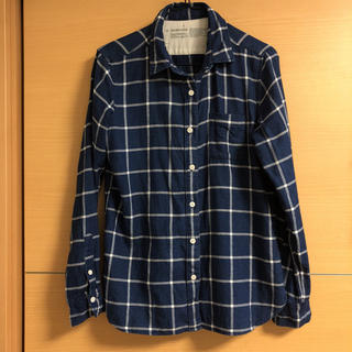500円均一 ネルシャツ  L