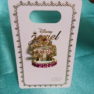 ディズニー(Disney)のディズニー プリンセス アナと雪の女王 アナ 指輪 リング(リング(指輪))
