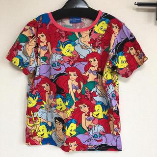 ディズニー(Disney)の🐭ディズニーリゾート🐠🐚アリエル(Tシャツ(半袖/袖なし))