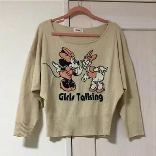 ディズニー(Disney)のニット セーター ディズニー(ニット/セーター)