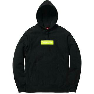 シュプリーム(Supreme)のシュプリーム 17AW Box Logo Hooded Sweatshirt(パーカー)