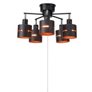 ヤザワコーポレーション(Yazawa)の新品 ウッドセード シーリングライト  インテリア照明(天井照明)