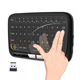 改良版 2.4Ghz mini wireless キーボード ワイヤレス式(PC周辺機器)