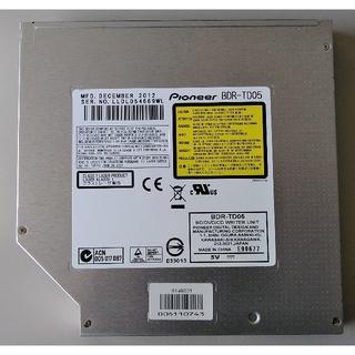 【ジャンク】パイオニア BDR-TD05(PC周辺機器)