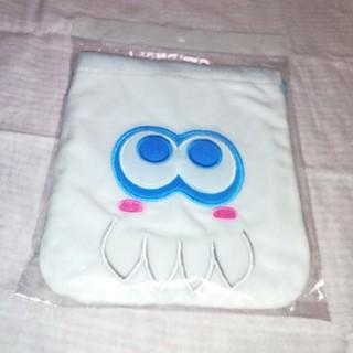 サンリオ(サンリオ)のスプラトゥーン2×シナモロール サンリオコラボ 巾着(キャラクターグッズ)