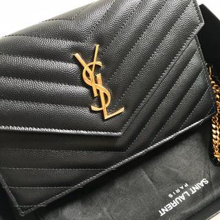 Saint Laurent - 正規品 イブサンローラン 財布 バッグ ミニバッグ