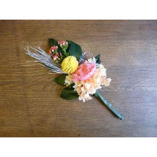 【お供えにも】仏花プリザーブド(プリザーブドフラワー)
