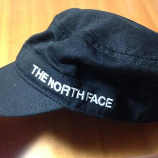 THE NORTH FACE - ザノースフェイス  帽子 ワークキャップ  女性着用