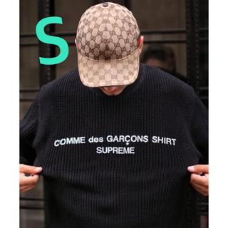 Supreme - supreme COMME des GARCONS sweater