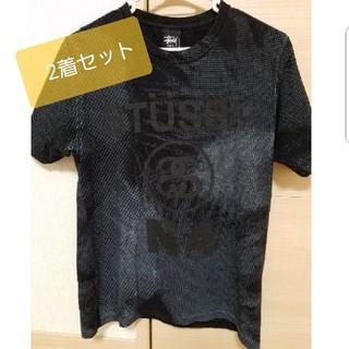 ステューシー(STUSSY)のストゥーシー Tシャツ二点セット(Tシャツ/カットソー(半袖/袖なし))