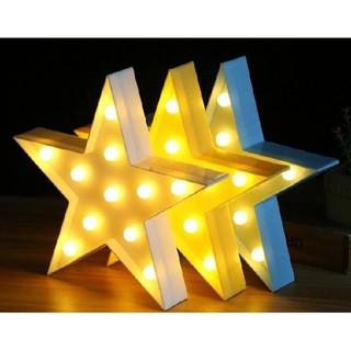 星型ナイトライト イルミネーション LEDライト