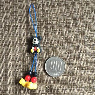 ディズニー(Disney)のミッキーストラップ(ストラップ)