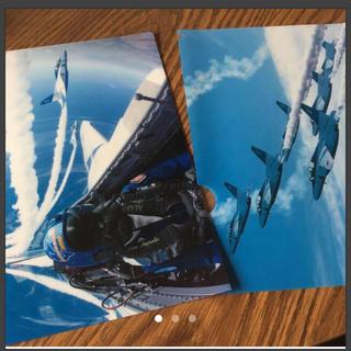 航空自衛隊クリアファイル 4枚❗️(クリアファイル)