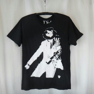 マイケル・ジャクソン Tシャツ dirtee hollywood(Tシャツ/カットソー(半袖/袖なし))
