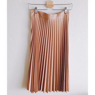 ZARA - スカート プリーツスカート