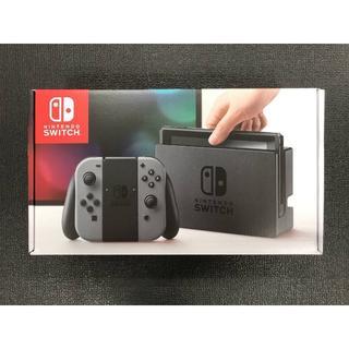 任天堂 - 任天堂 スイッチ/Nintendo Switch グレー