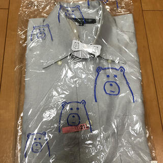 メンズ ワイシャツ Sサイズ(Tシャツ/カットソー(半袖/袖なし))