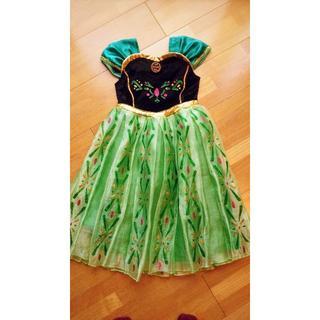 ディズニー(Disney)のアナと雪の女王(アナ) ドレス サイズ120(ドレス/フォーマル)