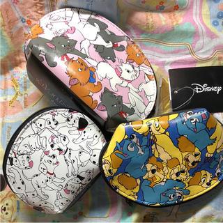 ディズニー(Disney)の新品  ダッチェス マリー わんわん物語 ディズニー ポーチ 3点セット 小物入(キャラクターグッズ)