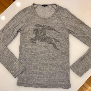バーバリー(BURBERRY)のBURBERRY 長袖Tシャツ(Tシャツ/カットソー(七分/長袖))