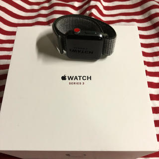 Apple Watch - Apple Watch series3 38mm GPS+セルラーモデル
