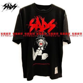 ムーンエイジデビルメント(Moonage Devilment)の新品未開封 SADS 最新Big-Tシャツ(Tシャツ/カットソー(半袖/袖なし))