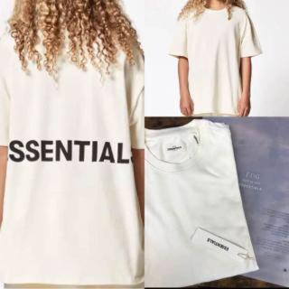 フィアオブゴッド(FEAR OF GOD)のessentials FEAROFGOD Tシャツ/M(Tシャツ/カットソー(半袖/袖なし))